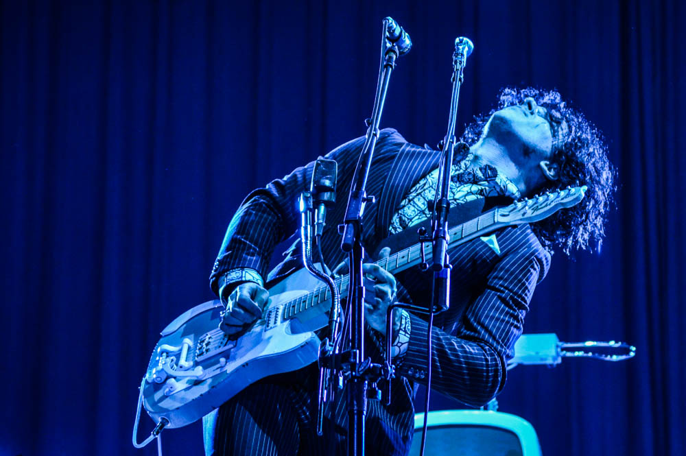Jack White // Photo by Amanda Koellner