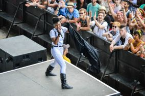 Janelle Monae // Photo by Amanda Koellner