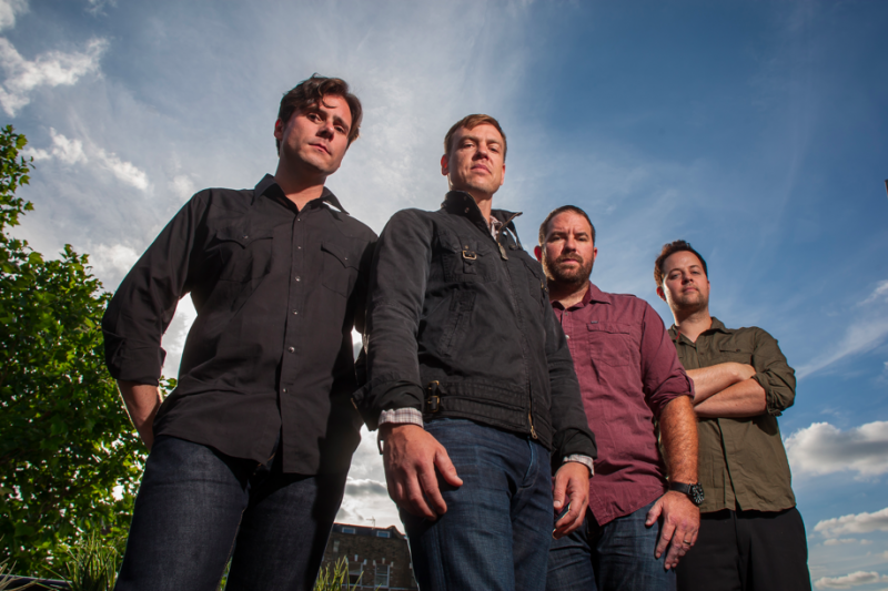 Dissected: Jimmy Eat World (with Jim Adkins) | Consequence of Sound