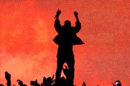 Kanye West // Photo by Ben Kaye