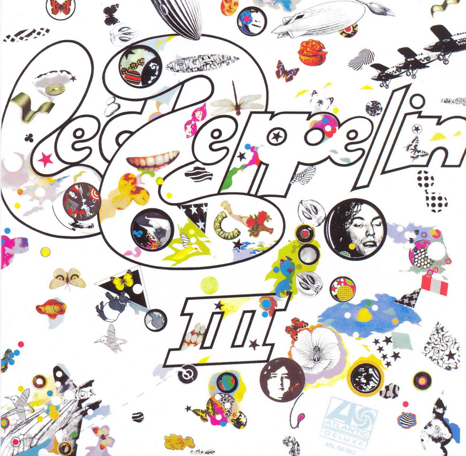 led zeppelin iii nice cover album CoS Readers Poll Results: Favorite Led Zeppelin Album