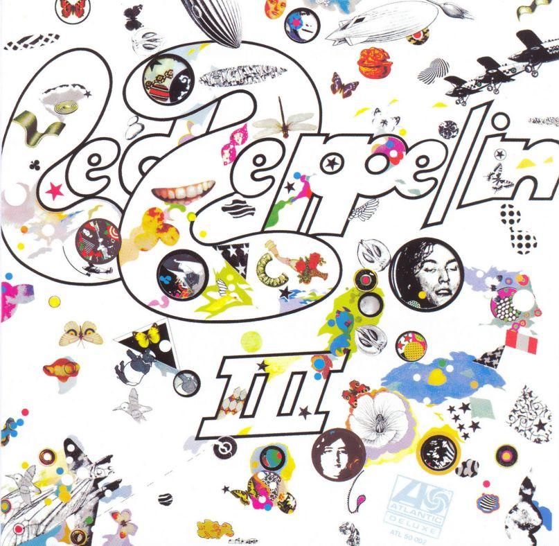 Led Zeppelin - Led Zeppelin III [Reissue]   Album Reviews