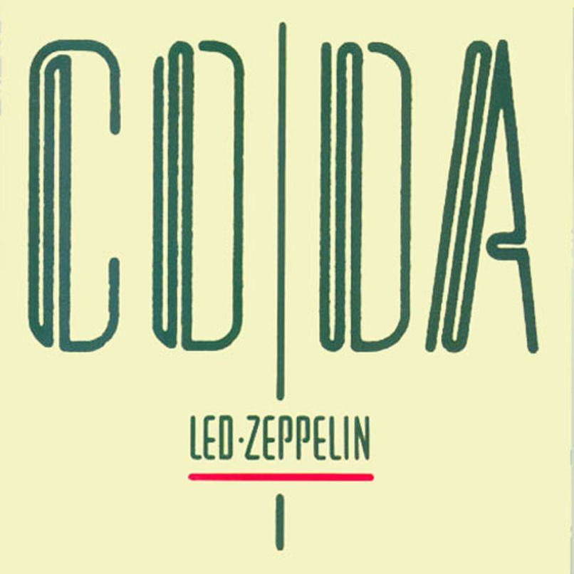 led zeppelin coda CoS Readers Poll Results: Favorite Led Zeppelin Album