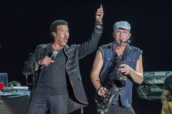Lionel Richie // Photo by Ben Kaye