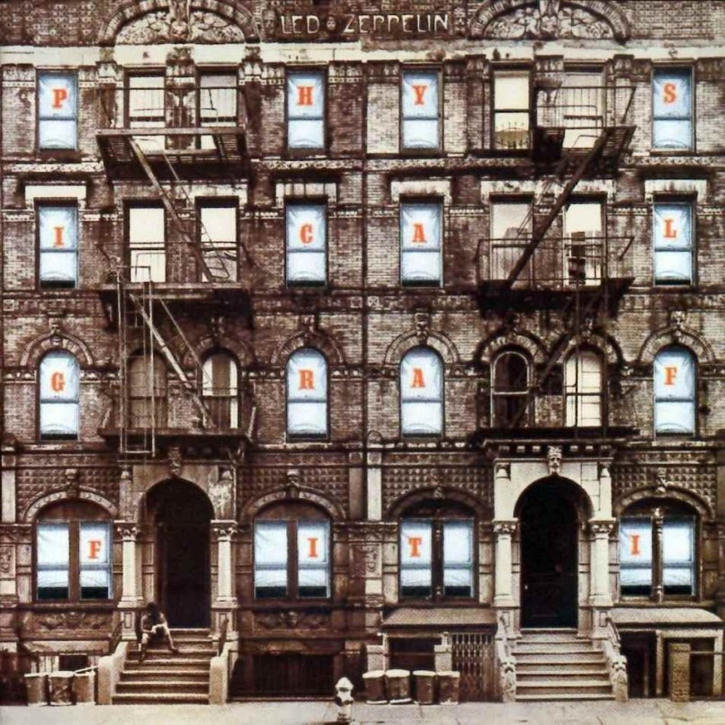 lz physical graffiti Ranking: Every Led Zeppelin Album from Worst to Best