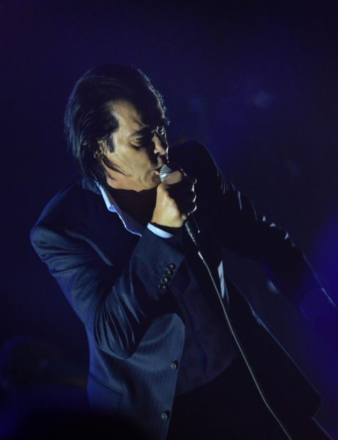 Nick Cave and the Bad Seeds // Photo by Chris Jorgensen