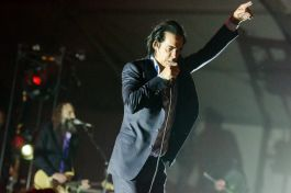 Nick Cave and the Bad Seeds // Photo by Ben Kaye