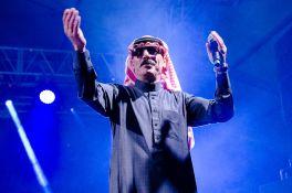Omar Souleyman // Photo by Ben Kaye