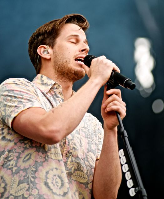 Foster the People // Photo by Robert Altman