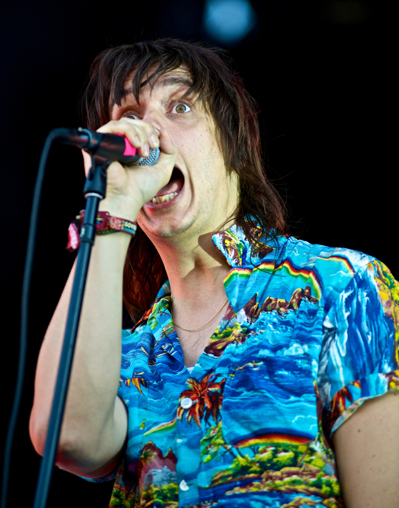 The Strokes Perform at Gov Ball NYC