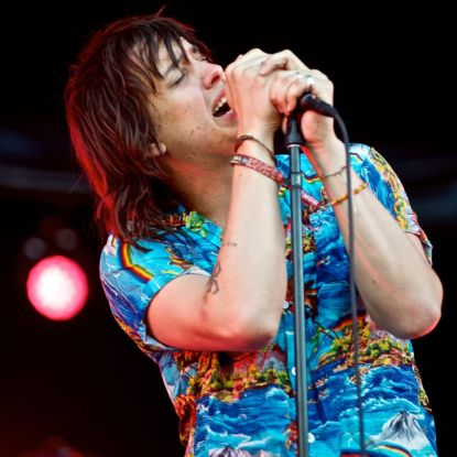 The Strokes // Photo by Robert Altman