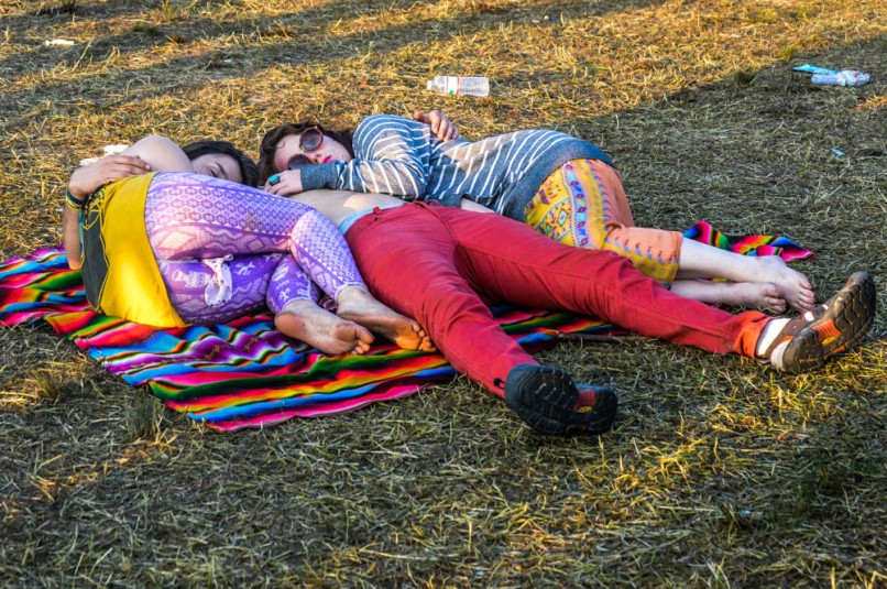 Snoozing at Sunrise-AmandaKoellner-bonnaroo2014
