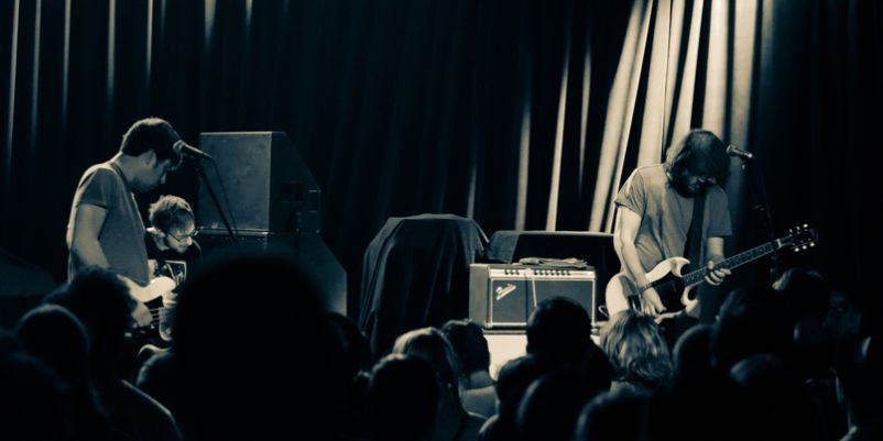Cloud Nothings // Photo by Philip Cosores