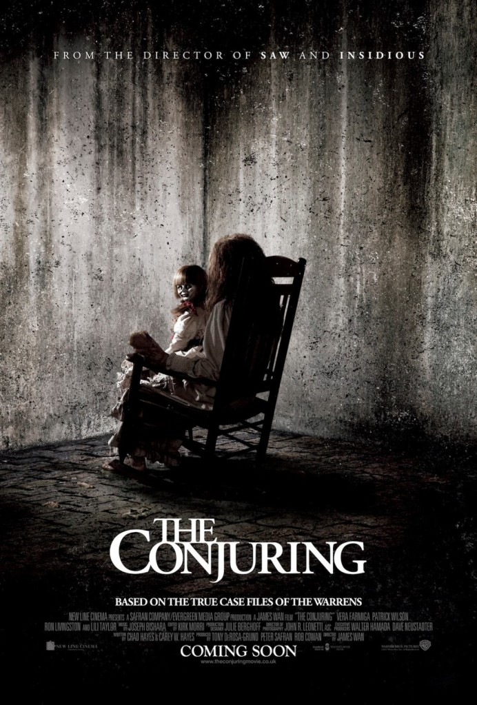 conjuring In 2013, The Conjuring Wanted Everyone to Believe in Ghosts