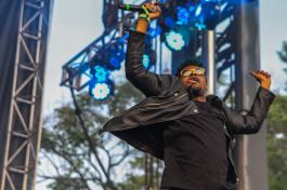 Danny Brown // Photo by Kris Lenz