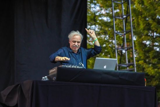 Giorgio Moroder // Photo by Kris Lenz