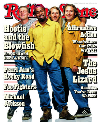 hootie rolling The Middlebrow Genius of Hootie and the Blowfish