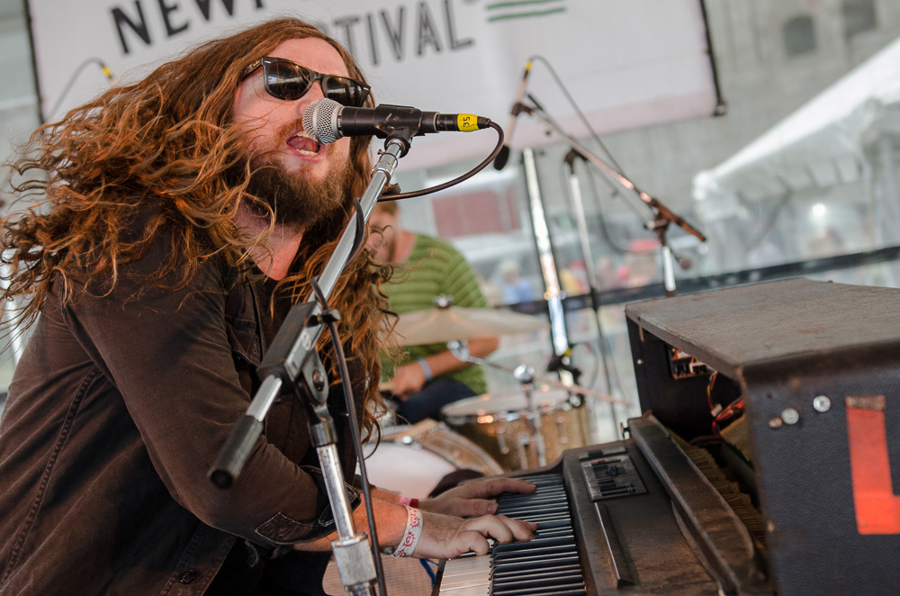 J Roddy Walston and the Business // Photo by Ben Kaye