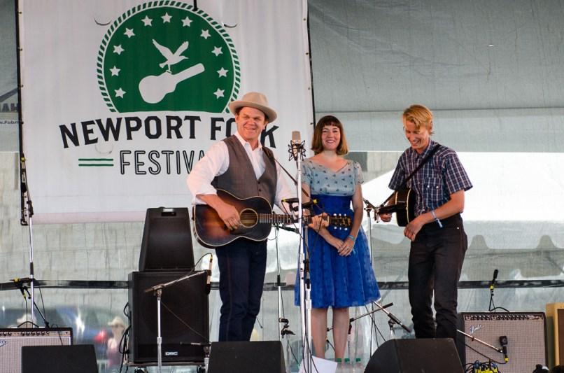 John C Reilly & Friends-BenKaye-NewportFolk2014-44