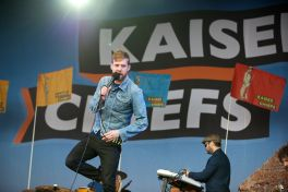 Kaiser Chiefs // Photo by Nathan Dainty