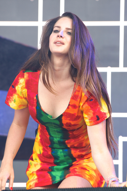 Lana Del Rey // Photo by Nathan Dainty