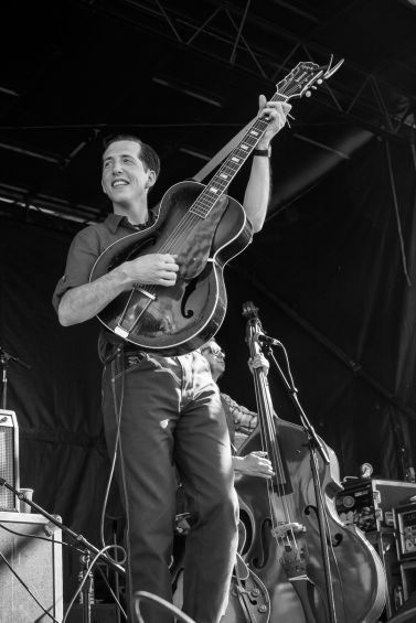 Pokey LaFarge // Photo by Kayley Luftig