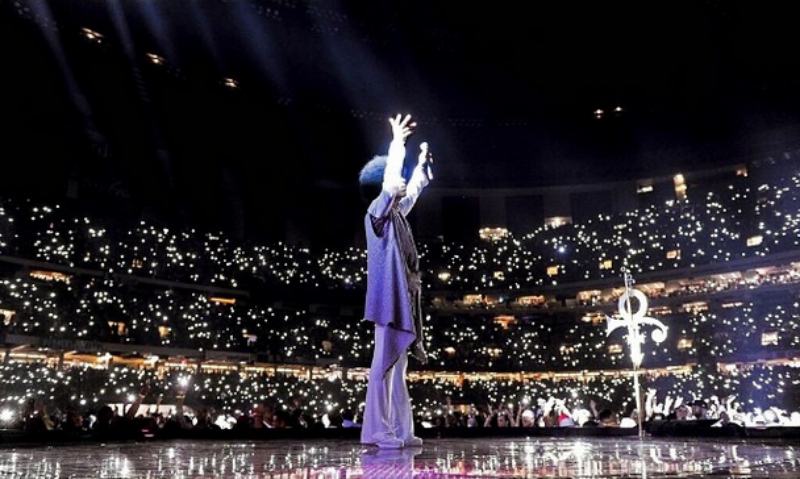 prince instagram 3 Live Review: Prince at New Orleans Superdome (7/4)
