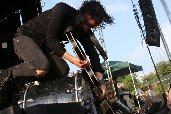 Reignwolf // Photo by Lilian Cai