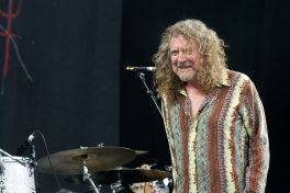 Robert Plant // Photo by Nathan Dainty