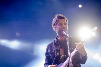 The Sam Roberts Band // Photo by Kayley Luftig