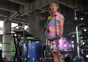 tUnE-yArDs // Photo by Michael Powell