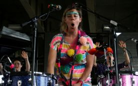 tUnE-yArDs // Photo by Lilian Cai