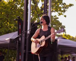 Sharon Van Etten // Photo by Kris Lenz