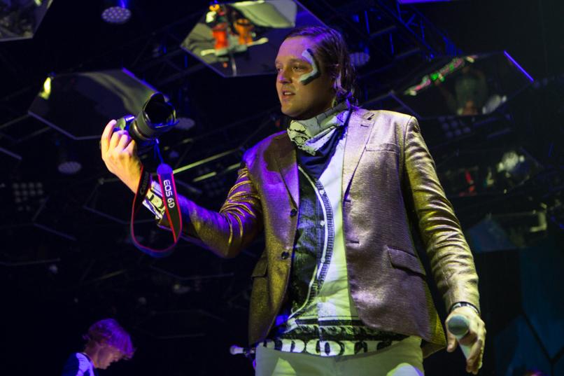 Watch: Arcade Fire cover Fugazi's
