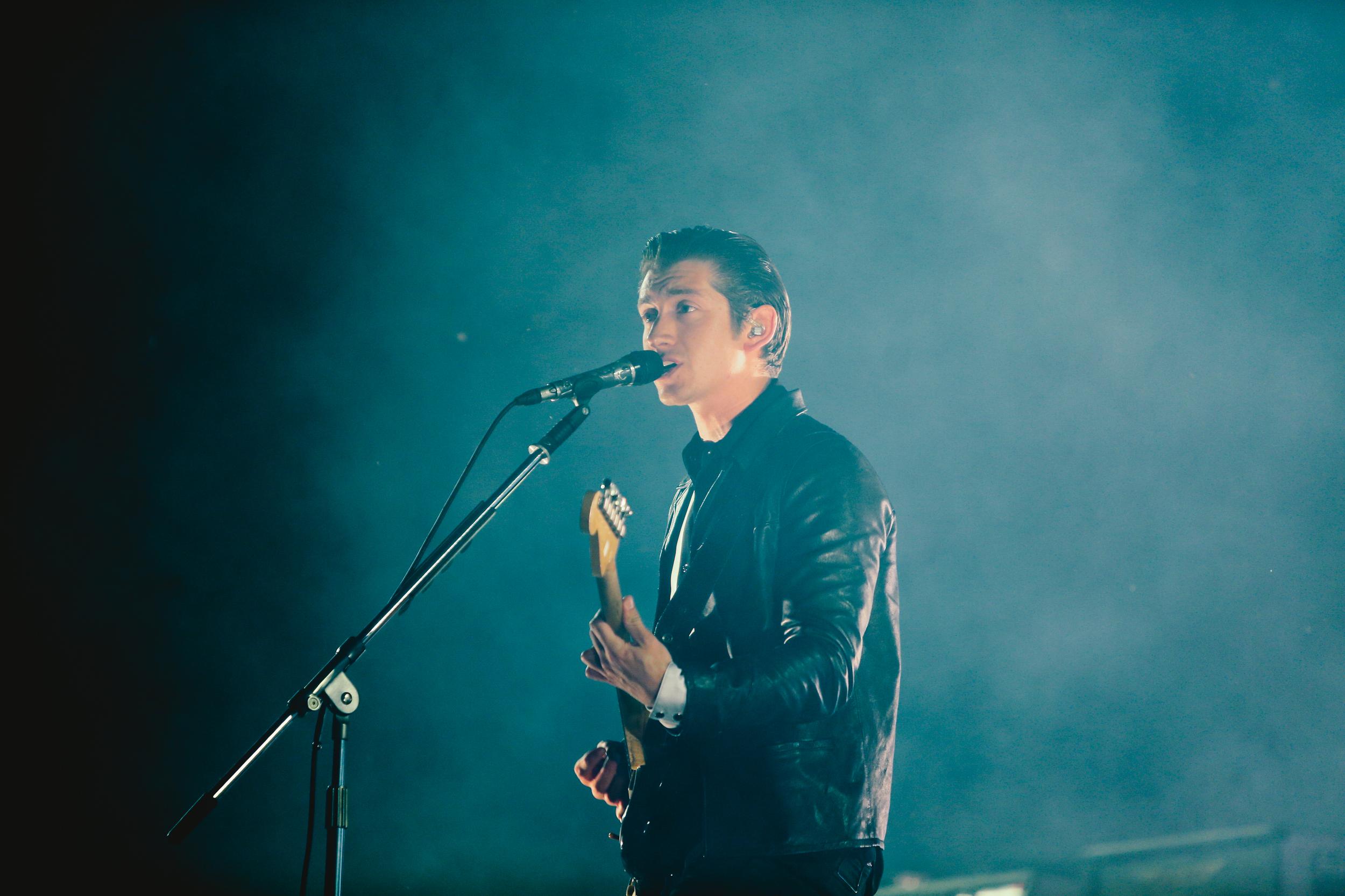 Arctic Monkeys // Photo by Ellie Pritts