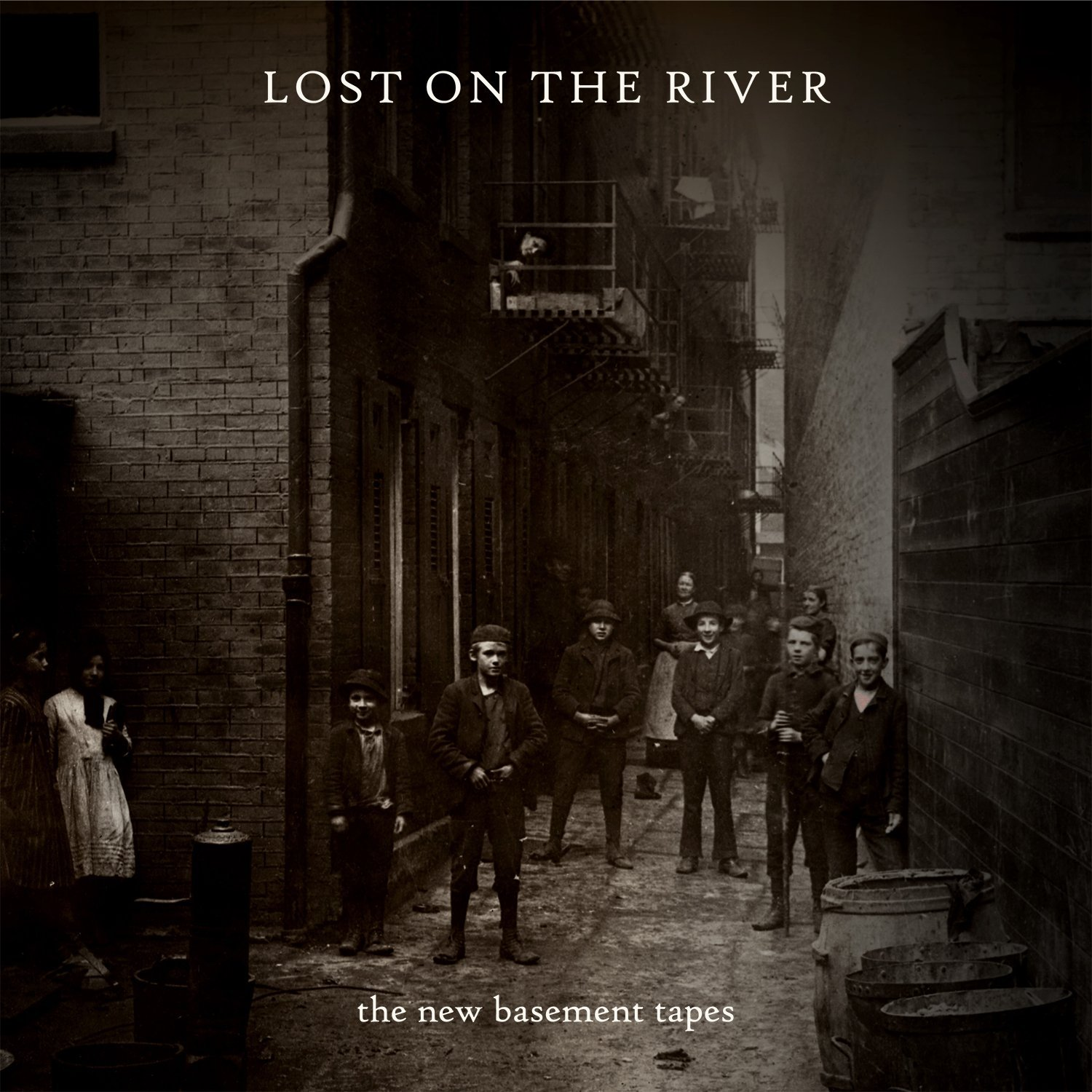 Lost On The River: The New