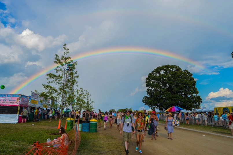 doublerainbow amandakoellner bonnaroo2014 Live Nation Takes Bonnaroo: The Ongoing Corporatization of Music Festivals