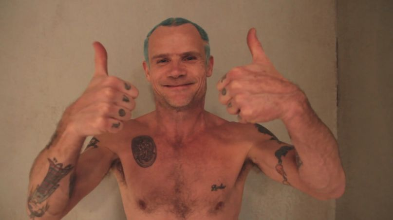 Old man Flea is here to tell us why rock music died in the