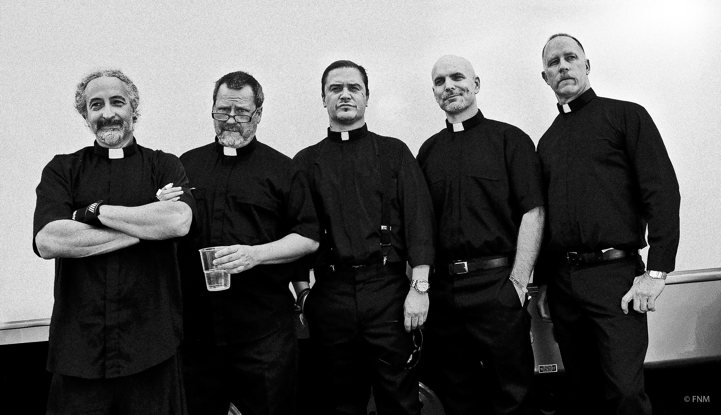 """Faith No More continue to """"get together and make new sounds"""""""