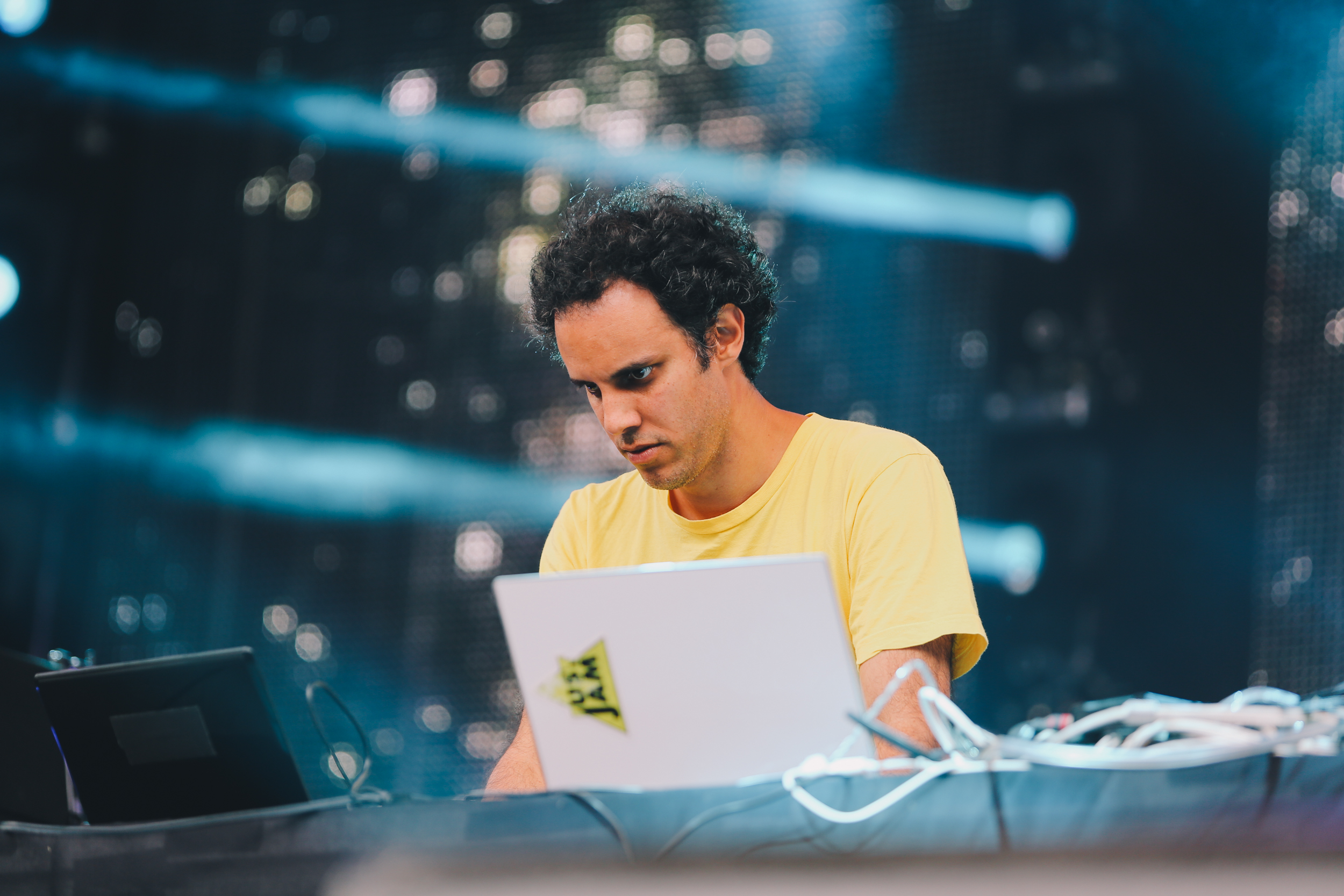 Four Tet // Photo by Ellie Pritts