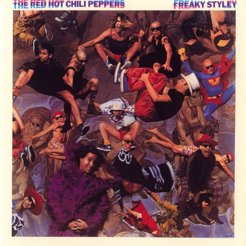 Freaky-Styley-Japan-Press-cover