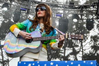 Jenny Lewis // Photo by Amanda Koellner