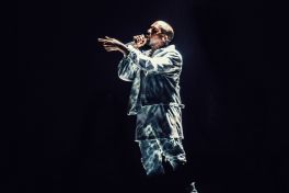 Kanye West // Photo by Amanda Koellner