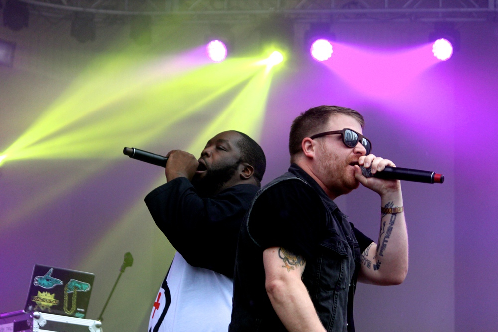kaplan cos lolla sunday run the jewels 61 Artist of the Year: Run the Jewels