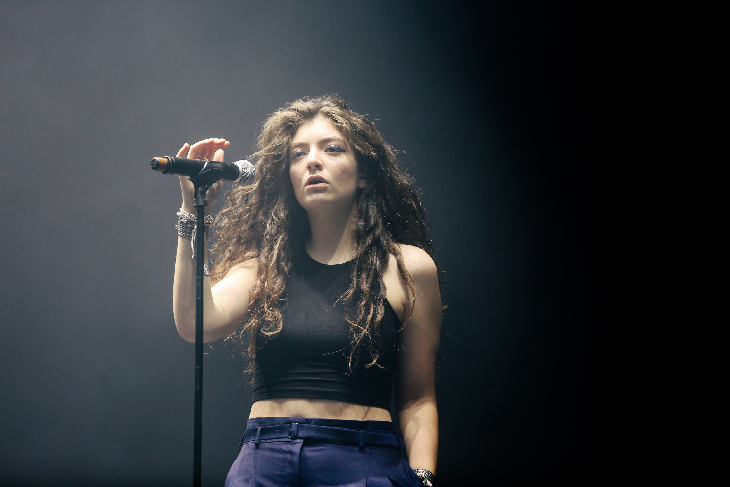 Lorde // Photo by Ellie Pritts