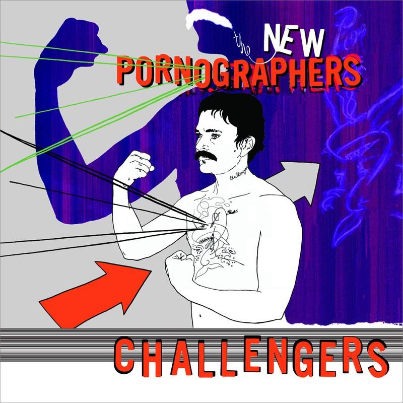 new pornographers - challengers