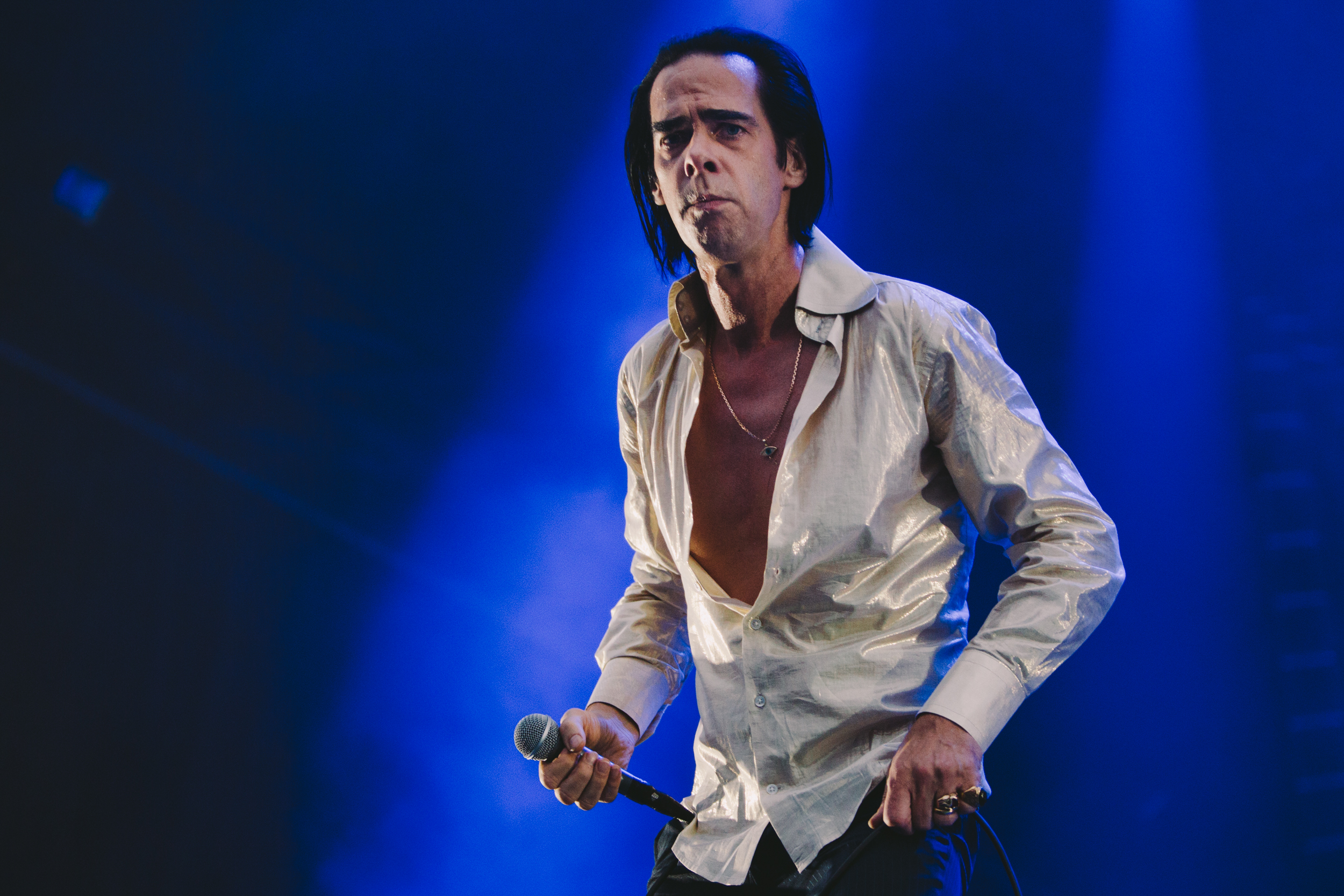 Nick Cave and the Bad Seeds // Photo by Ellie Pritts