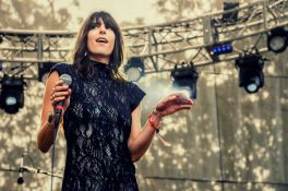 Nicki Bluhm // Photo by Joshua Mellin