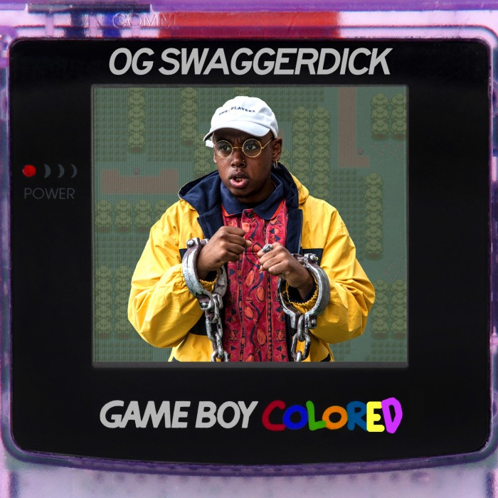 OG Swaggerdick – Game Boy Colored