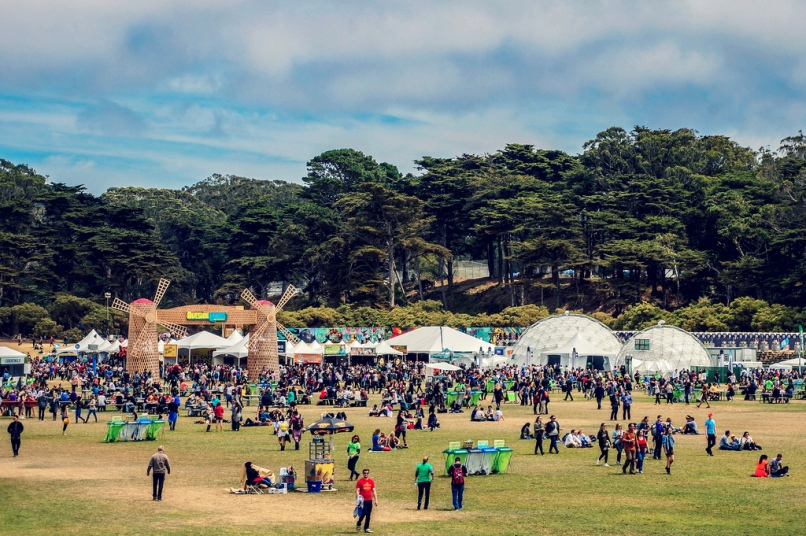 Outside Lands 2014 OSL 2014 by Joshua Mellin